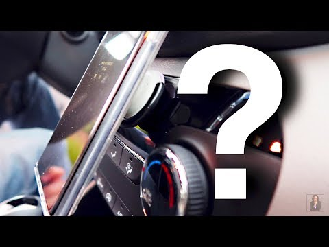 PopSocket Car Mount - I Was Warned Not To Buy It! | REVIEW