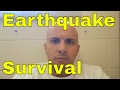 How To Survive An Earthquake-4 Tips That Could Save Your Life