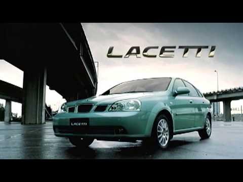GM Daewoo Lacetti 2002 Commercial (korea)