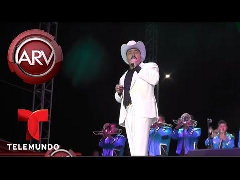 Lupillo Rivera le compone un corrido a Kate del Castillo | Al Rojo Vivo | Telemundo