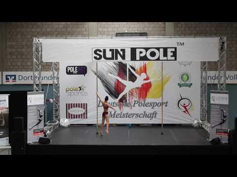 DPSM Deutsche Polesport Meisterschaft 2017 - Amateur Senior Woman - Yulia Purnik