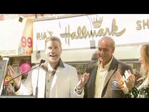 John Travolta Returns To 'Saturday Night Fever' Landmark In Bensonhurst