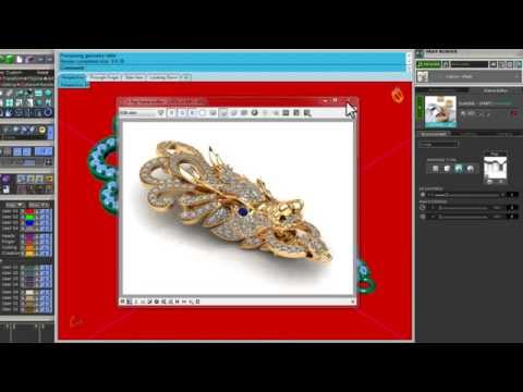 How to setup render vray in Gemvision Matrix 8 0 or Matrix 8 5 up