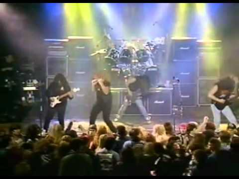 FORBIDDEN - Through Eyes of Glass (OFFICIAL LIVE VIDEO)