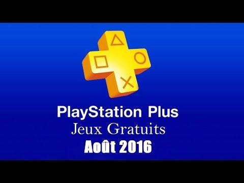PlayStation Plus : Les Jeux Gratuits d