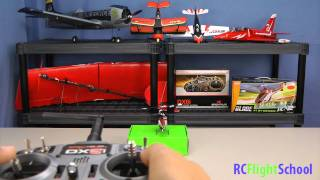 RC Helicopter Take Off & Landing Tutorial-How To