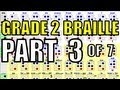Grade 2 Braille [3/7] - Punctuation Marks