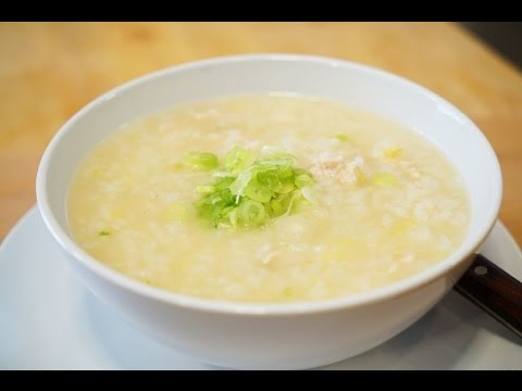 the-easiest-chinese-chicken-congee-porridge-recipe-雞肉粥-cici-li---asian-home-cooking-recipes