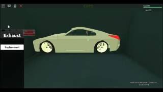 Roblox Drive Tm Nissan 350z OP Drag Tune.