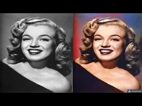 How to Colorize a Black and White Photo without Photoshop || no software || bangla tutorial