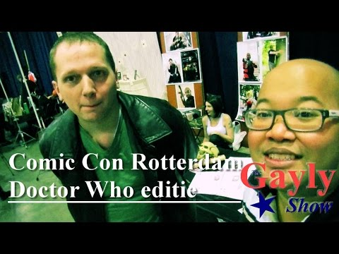 The Gayly Show #33 - Comic Con Rotterdam!