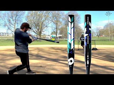 HITTING WITH THE 2021 DEMARINI NAUTALAI ENDLOAD USSSA BAT - Slowpitch Softball Bat Reviews