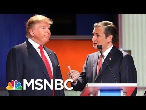 Ted Cruz to Donald Trump: 'File The Lawsuit'   MSNBC