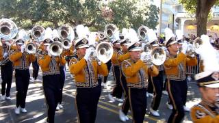 LSU marching band -Hold That Tiger