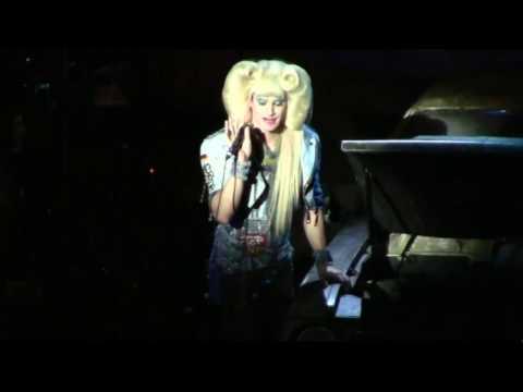 Darren Criss Hedwig LA Tour 11/16/16 Part One