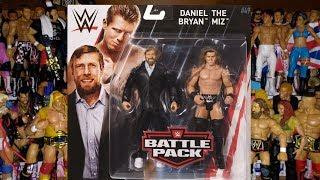 Review | Daniel Bryan & The Miz Battle Pack 49 | WWE Mattel Wrestling Figure Unboxing