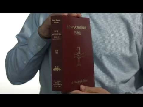 St. Joseph NAB-RE Giant Type Edition, Flex Cover | The Catholic Company