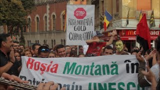 Rosia Montana - Music for Protest and Choir