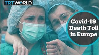 EU marks Covid-19 death toll of 100,000