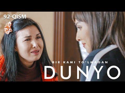 Bir Kami To'lmagan Dunyo (o'zbek Serial) | Бир ками тўлмаган дунё (узбек сериал) 92-qism