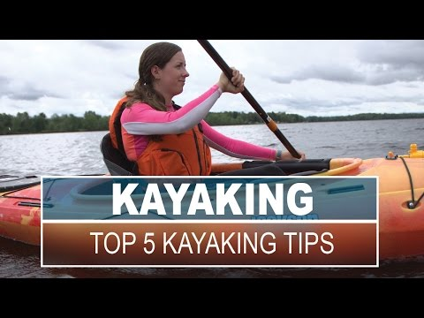 Top 5 Kayaking