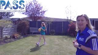 PASS HOME LEARNING PE LESSON LOCKDOWN GOLF