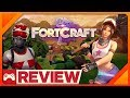 [Topgame] FortCraft bản sao hoàn hảo Fortnite Mobile chính thức tuyên chiến | Android-IOS
