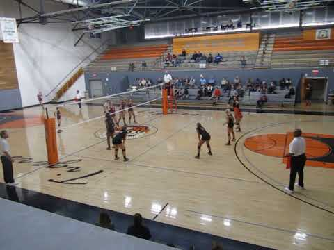 Riverside City College Volleyball 2016 vs Saddleback college
