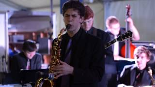tji big band live rive jazly festival nyon things to come