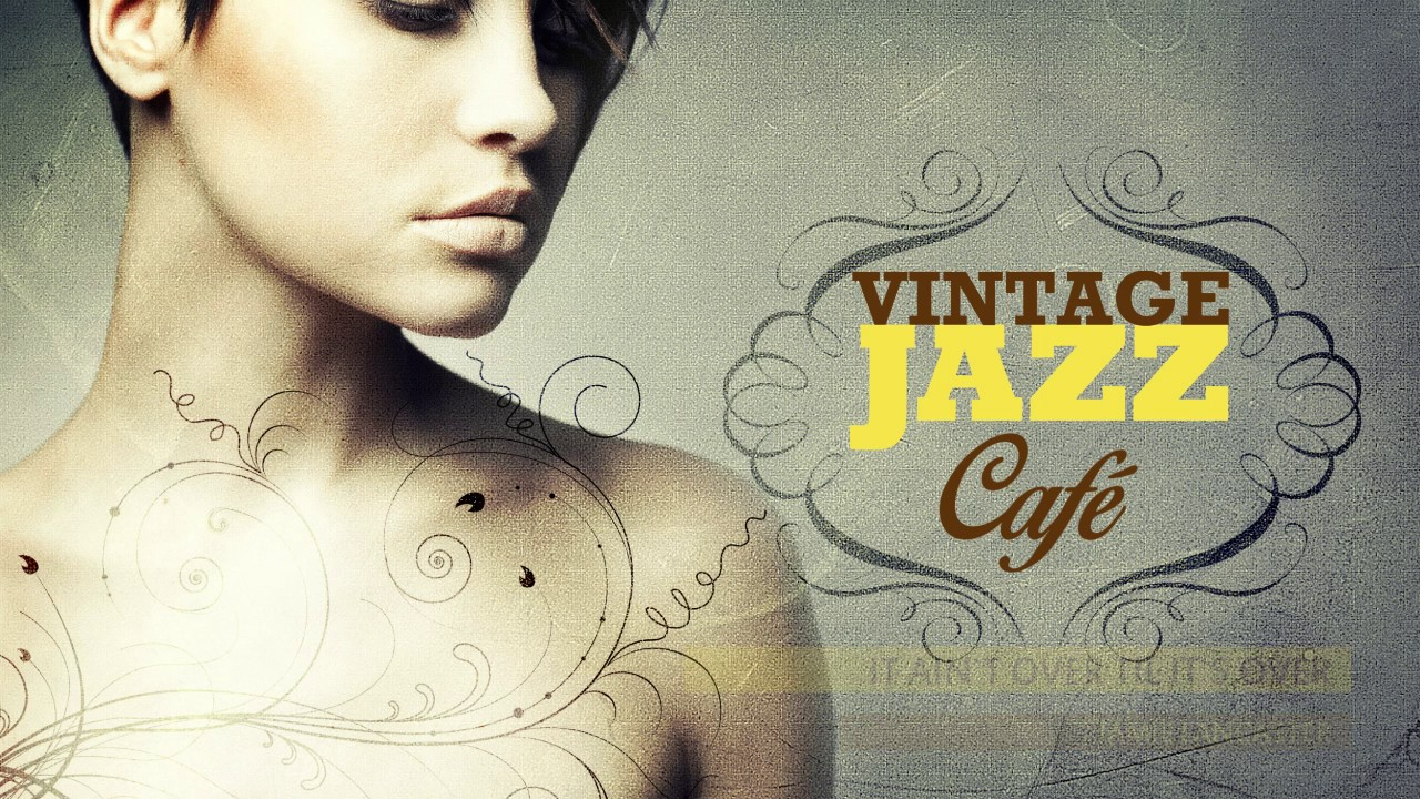 It ain`t over til it`s over - Lenny Kravitz`s song - Vintage Jazz Café Trilogy - New 2017!