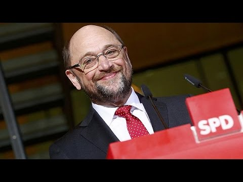 SPD leaders nominate Martin Schulz as chancellor candidate
