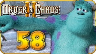 let s play android order chaos 2 redemption part 58 sulley von der monster ag getroffen