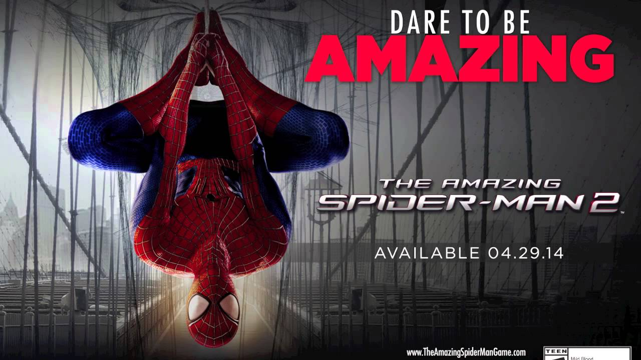 the amazing spider man 2 ost (video game) - samuel laflamme - youtube