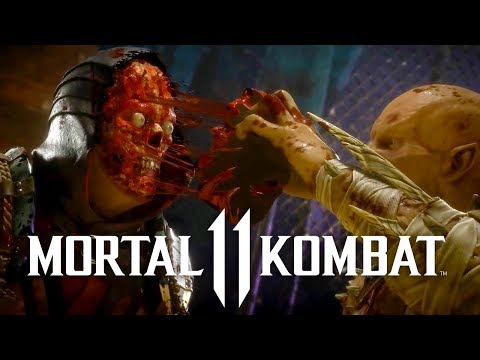 Mortal Kombat - Official Fatalities Trailer thumbnail