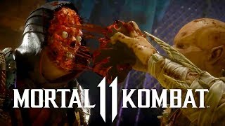 Mortal Kombat - Official Fatalities Trailer