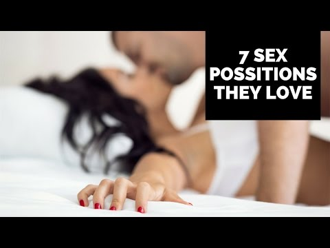 7 seks Positions Women Love! BE THE KING IN BED