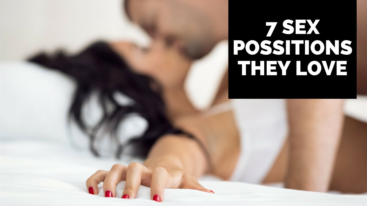 These are the sex positions women prefer