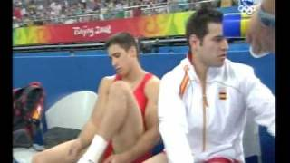 Repeat youtube video Hot gymnast: Spanish gymnast