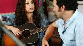 "Minnie Driver sings ""Beloved"""
