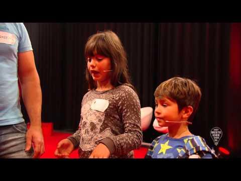 Oplossing voor vervelende kinderen  Het beste idee van Nederland