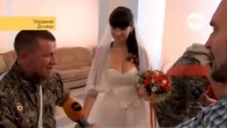 Свадьба Моторолы и Елены Поздравляем молодоженов 10 07 2014