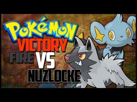 Pokemon Victory Fire Verses Nuzlocke W/BelakXVibe Part 2 - The Journey Begins!!