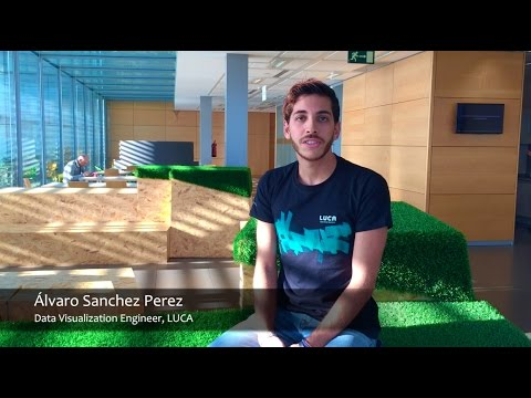 Entrevistamos a Álvaro, Data Visualization Engineer de LUCA