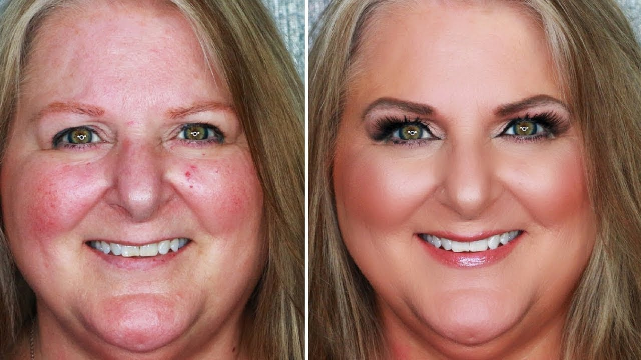 wedding makeup for over 60