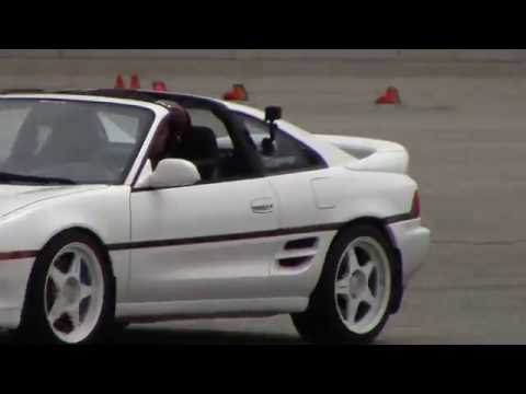 MR2 Destroys Autocross at Auto Club Speedway