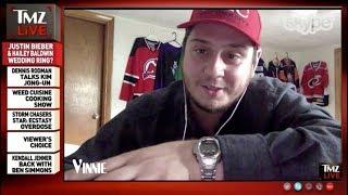 Vinnie Langdon: I Return to TMZ 6/22/18!