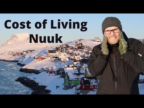Cost of Living in Nuuk I Greenland