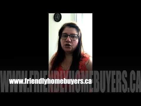 Meet Christine a happy seller at Friendly home buyers.