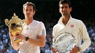 andy murray vs novak djokovic highlight wc 2013 f
