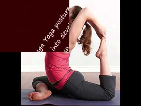 Popular Types of Yoga Postures